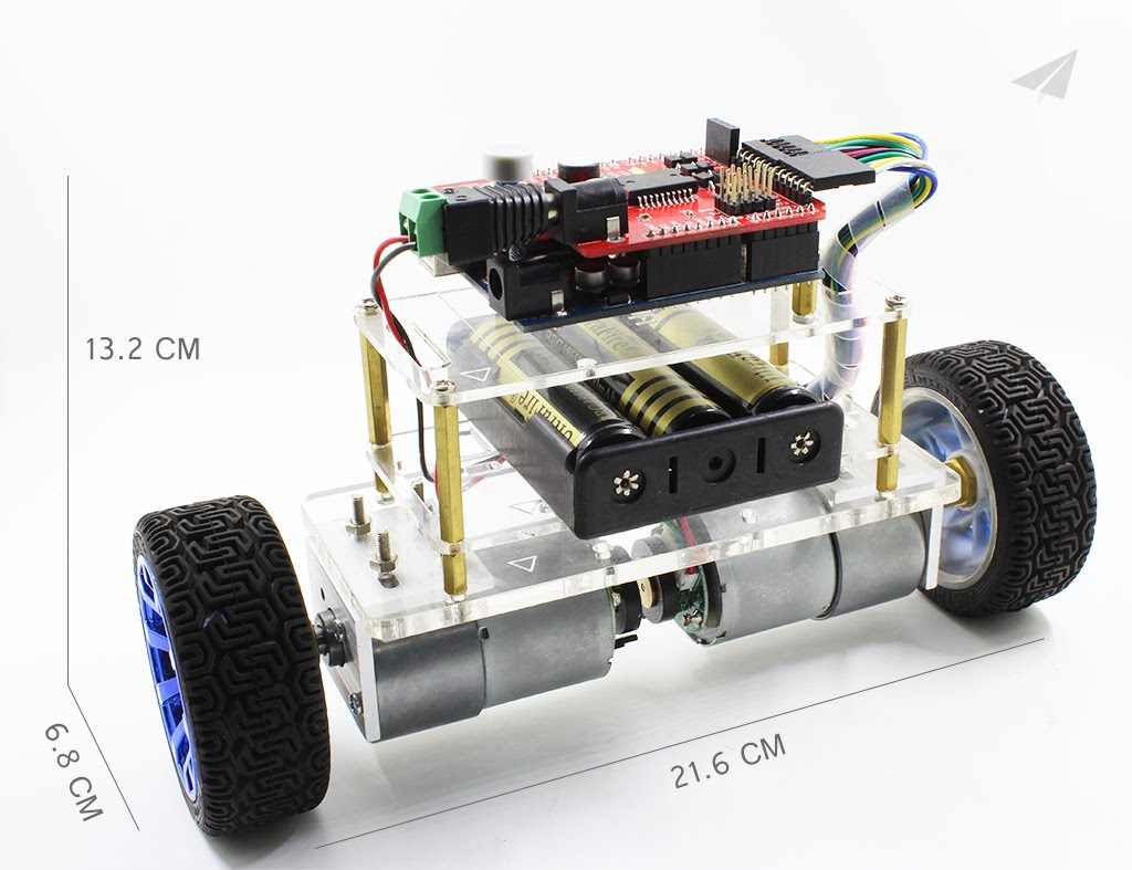 New invention balanbot best arduino self balancing robot