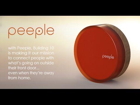 New Invention: Peeple – Caller ID for your front door