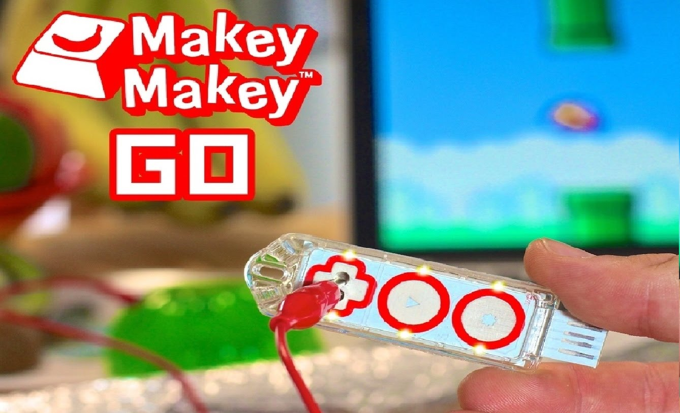 New Invention: Makey Makey GO: Invent Everywhere, Invent Now!